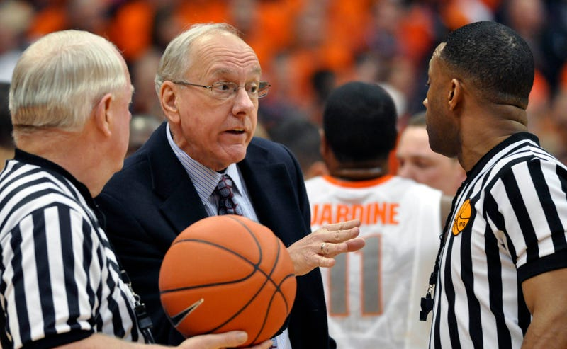 Jim Boeheim Calls Charles Barkley An Idiot