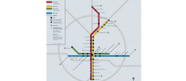 How to Design the Perfect Subway Map