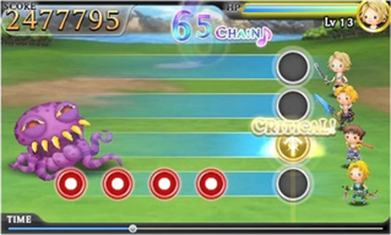 Is Theatrhythm a Miserable Medley or a Musical Masterpiece?