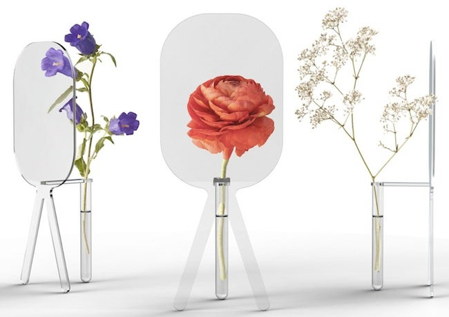 Three Clever Flower Vases To Hold You Out Until the Thaw