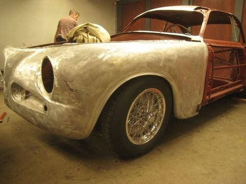 Lancia Aprilia Restoration Fun With Conrad Stevenson