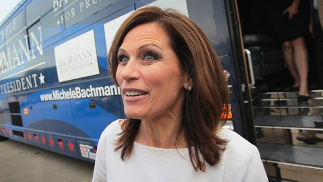 Michele Bachmann Wishes Elvis Happy Birthday, on His Death Day