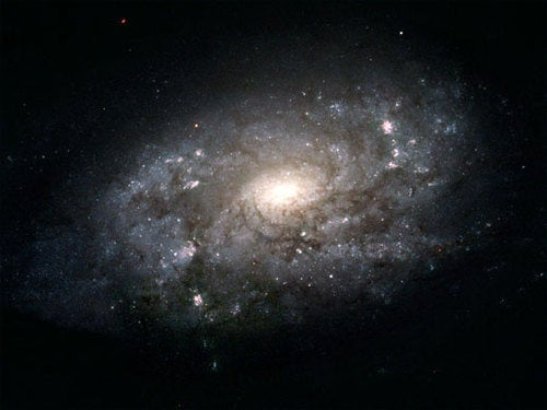 Hubble Telescope Confirms The Universe Is Getting Bigger, Faster