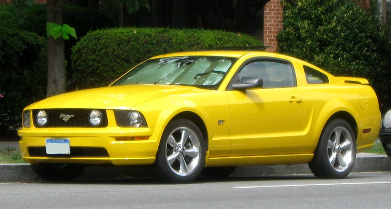 PollTime: Mustang Edition