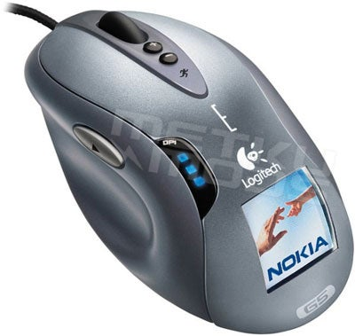 LogiNoki, The Nokia 6610 + Logitech G5 Hybrid