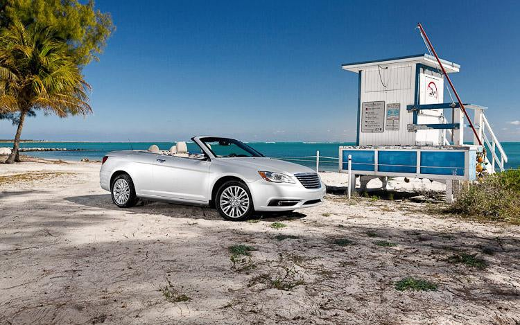 Chrysler 200 Convertible: The Worst Gets Less Bad