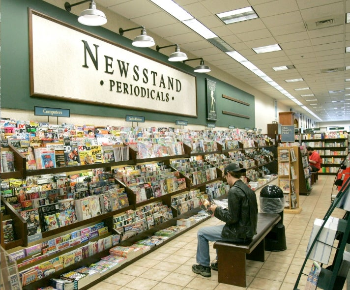Is Barnes & Noble in Trouble?