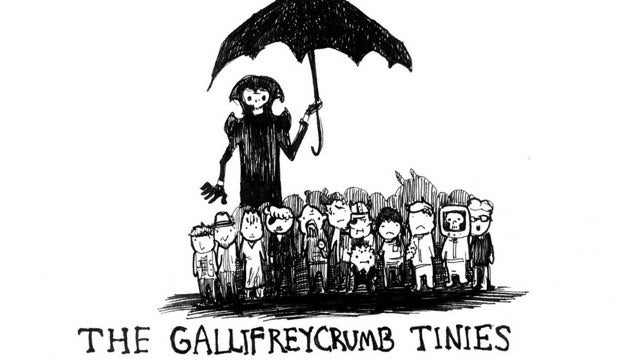 Relive your favorite Doctor Who deaths in The Gallifreycrumb Tinies