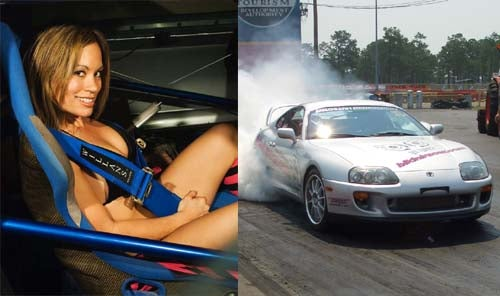 LeMons Veteran Bikini Racer Goes Even Faster When Limited To 1,320 Feet