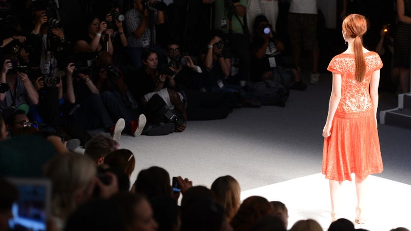 The Five Articles You Read About Fashion Week