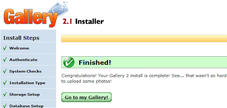 Hack Attack: Host your own photo gallery with Gallery2
