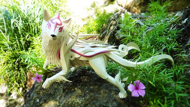 This Isn't Okami Papercraft. It's Something Better.
