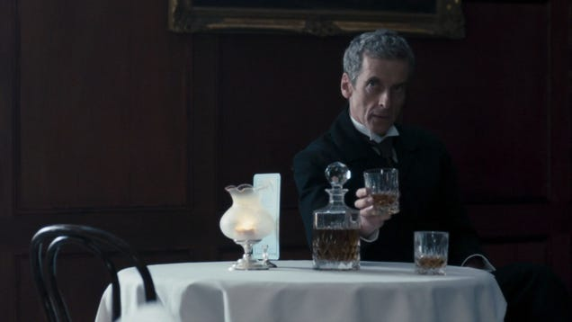 The Exact Moment When Peter Capaldi Won Us Over As The Twelfth Doctor