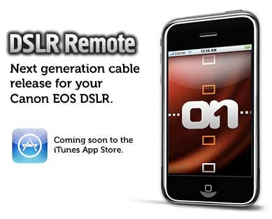 DSLR Remote Controls Canons Wirelessly, With Live View