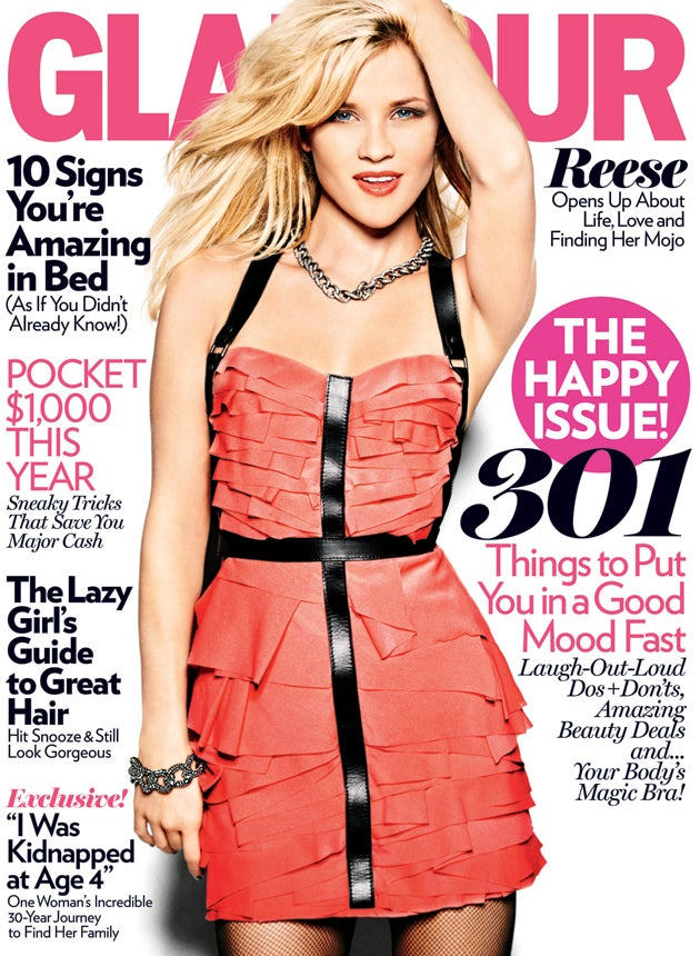 Reese Witherspoon Isn't Worried About Aging In Hollywood