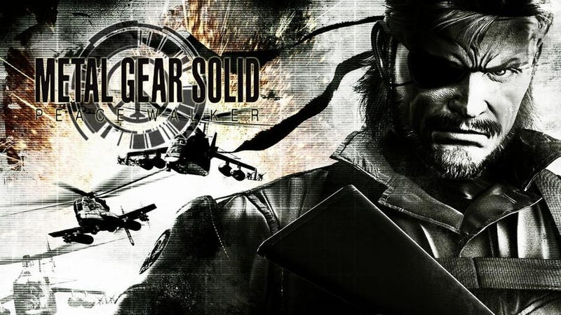 Azure Review: Metal Gear Solid: Peace Walker HD Edition