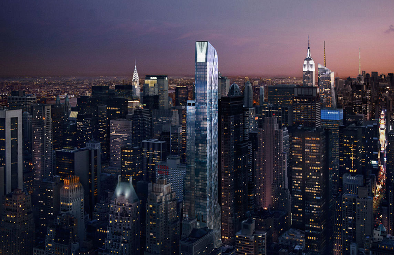 Fancy Glass Apartment Towers Could Bake Their Wealthy Owners