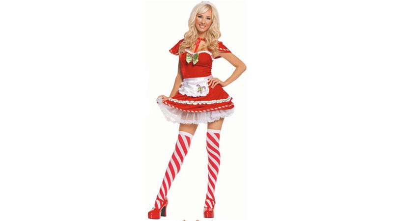 A Very Slutty Christmas: Skimpy Costumes Aren't Just for Halloween Anymore