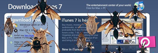 Apple Updates iTunes to 7.1, Gives Fixing Vista Issues the Old College Try
