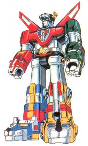 "Live-Action Voltron to Get the ""Frank Miller Treatment"""