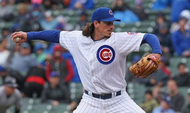 The Cubs' Continued Boning Of Jeff Samardzija Is Historically Egregious
