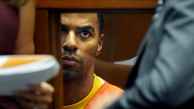 Darren Sharper's DNA Found On Arizona Victim, Judge Denies Bail