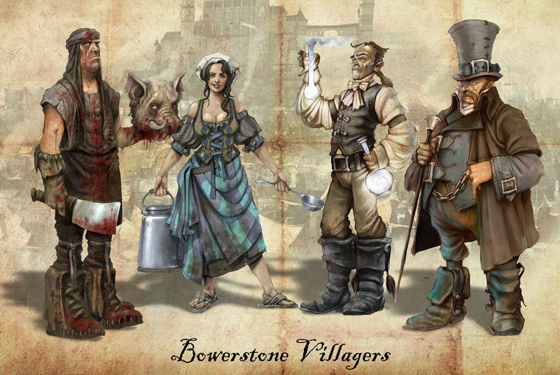 The Baggy Pants and Silly Hats of the Fable Universe
