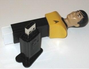 Put Your Star Trek Memorabilia To Good Use