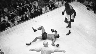 The Fight: Patterson Vs. Liston