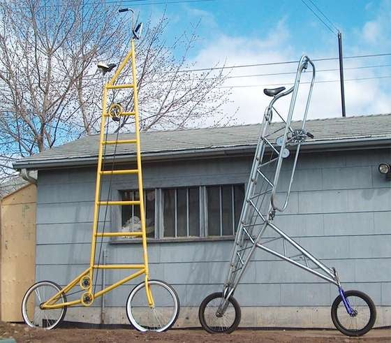 10 Insane Bikes That No One Should Ever Ride