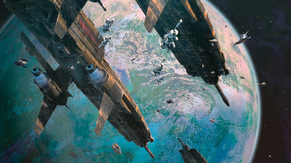 The Most Astounding Must-Read Science Fiction And Fantasy Books In June
