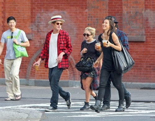 Karl Lagerfeld Wears Pink • Joe Jonas Joins The NYPD