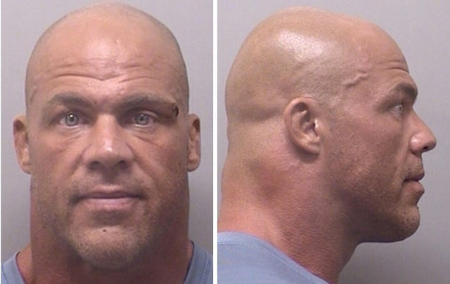 Kurt Angle's Latest DUI Arrest Results In Intimidating Mug Shot