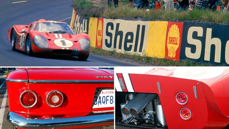 The Ford GT40's dirty little Chevy secret