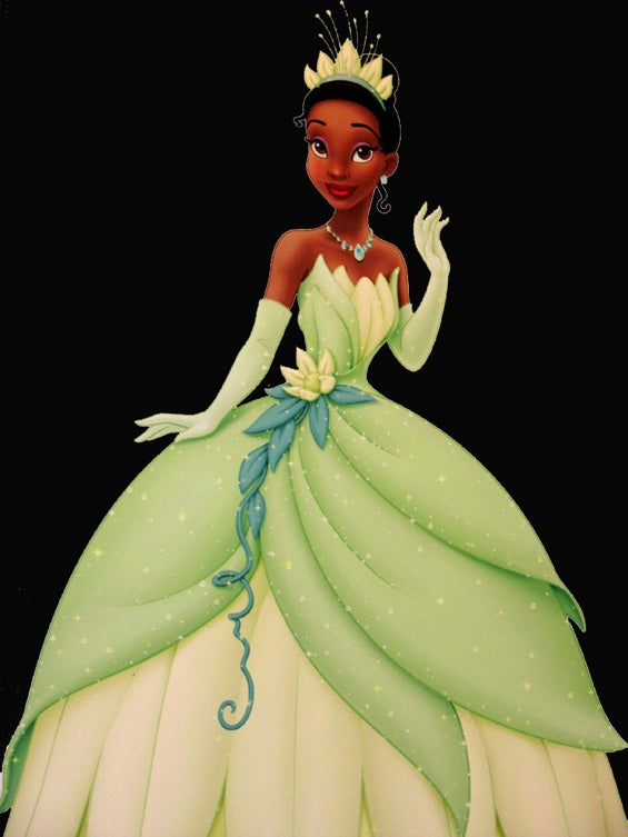 An Early Look At Characters From Disney's Black Princess Movie