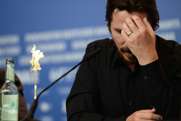 Christian Bale Won't Be in True Detective Season 2, Reps Say