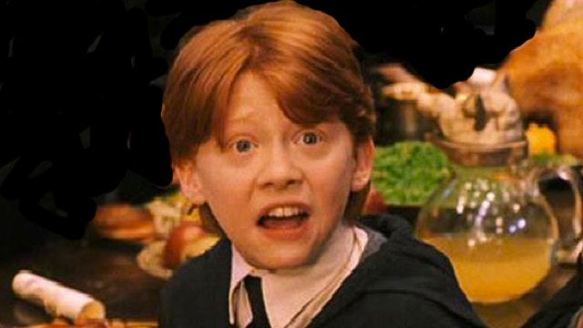 J.K. Rowling wanted to kill Ron Weasley