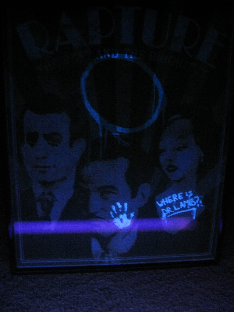 There Are Secret Messages On Your BioShock 2 Posters