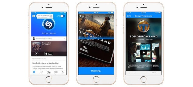 Visual Shazam Exists Now—To Sell You Junk