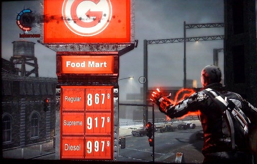 The Price Of Gas In inFamous