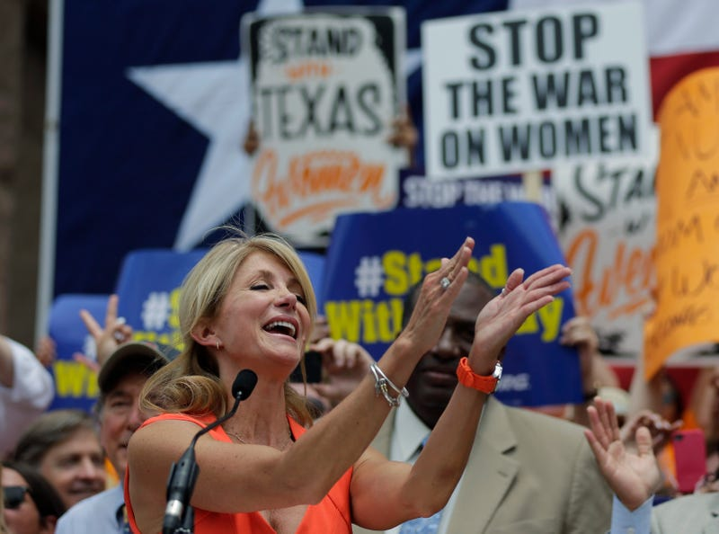 Wendy Davis Is Pretty Much Fine With the Abortion Ban She Filibustered