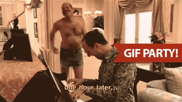 GIF Is Officially the 2012 Word of the Year
