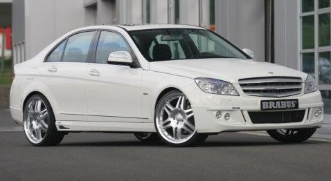 Diesel Tweaker: Brabus Tunes the Mercedes C 220