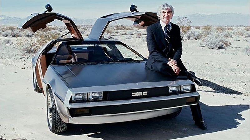 John Z. DeLorean is my spirit animal: A Clash Of 1980s Titans