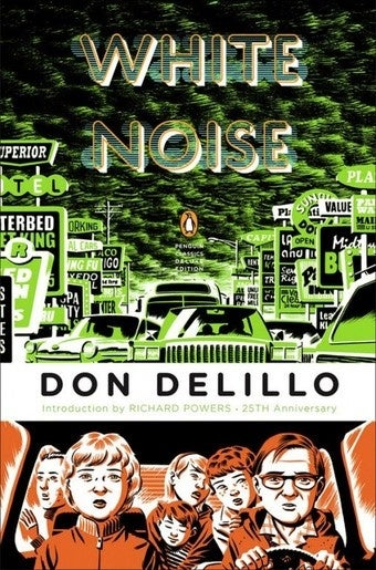 "It's time to re-read Don DeLillo's classic scifi novel ""White Noise"""