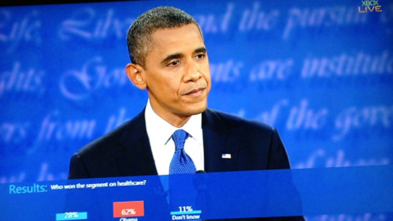 How Did You Watch the Presidential Debate?