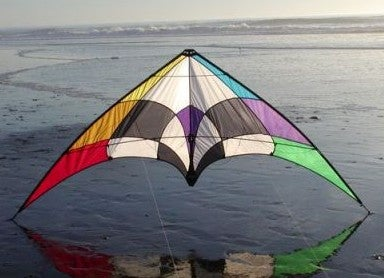 Could stunt kites be the future of wind energy?