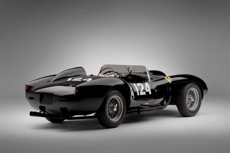 1957 Ferrari 250 Testa Rossa: Vintage Ferrari Expected To Break World Auction Record