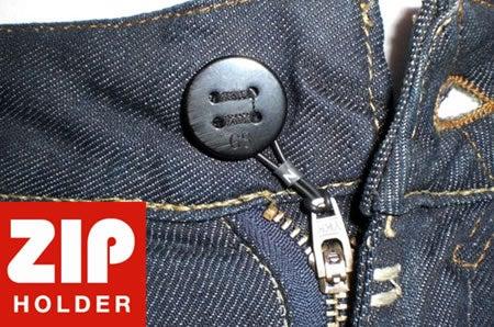 ZipHolder Zipper Holder Makes Pantsings Super Difficult