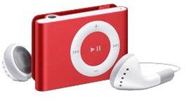 Apple Rumor: (PRODUCT) RED Shuffle